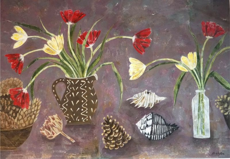 """AMY ROSE CLYFAN 